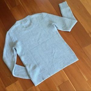 J. Crew Sweaters - J Crew Mercantile Light Blue Crew Neck Sweater